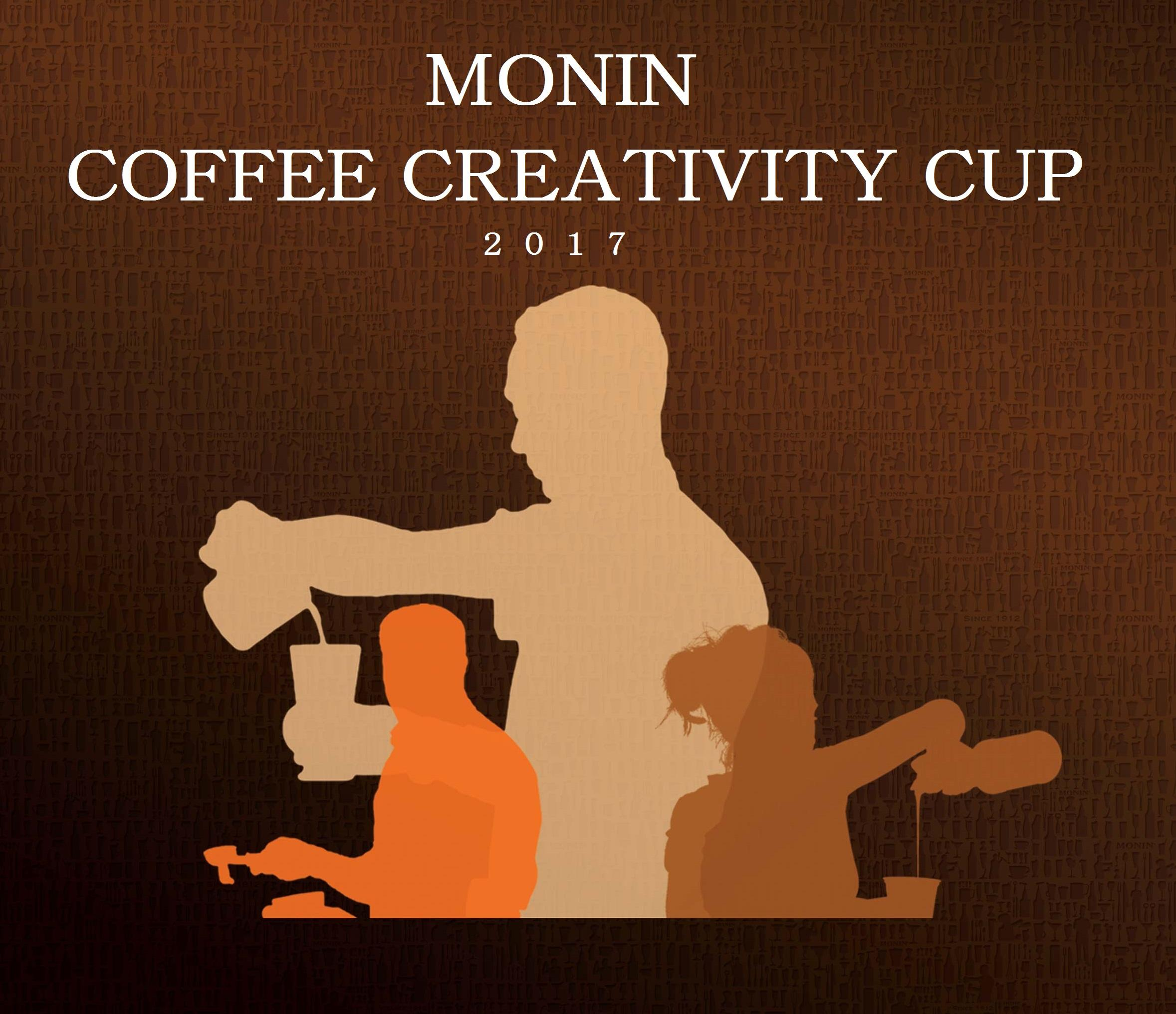 MONIN Coffee Creativity Cup 2017