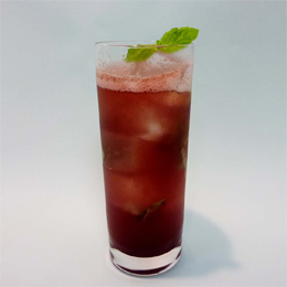 RED BERRIES MOJITO 【レッドベリー モヒート】